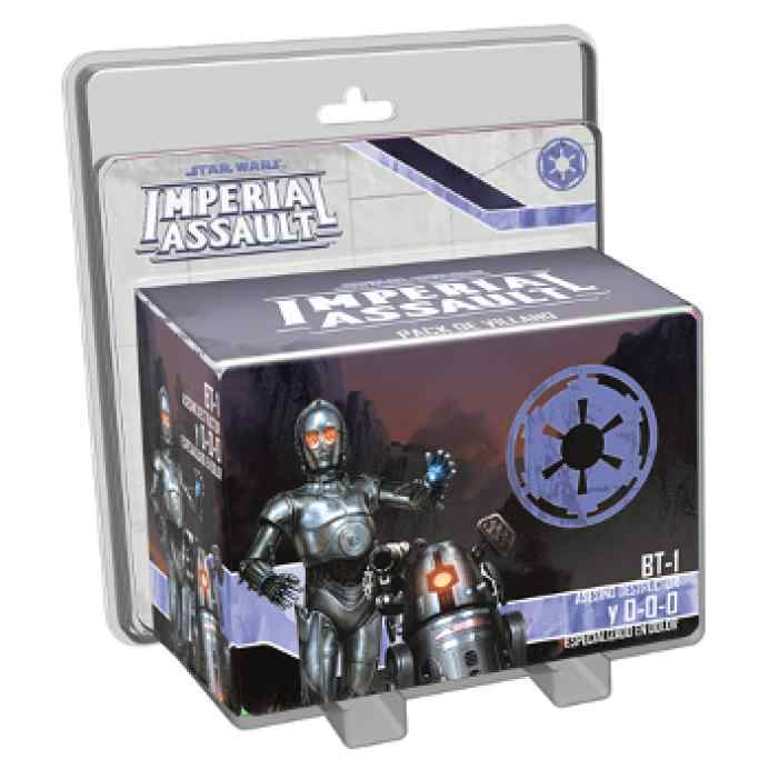 comprar Imperial Assault: BT-1 y 0-0-0