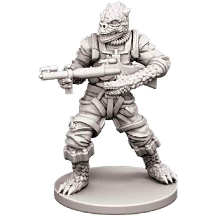 juego Imperial Assault: Bossk