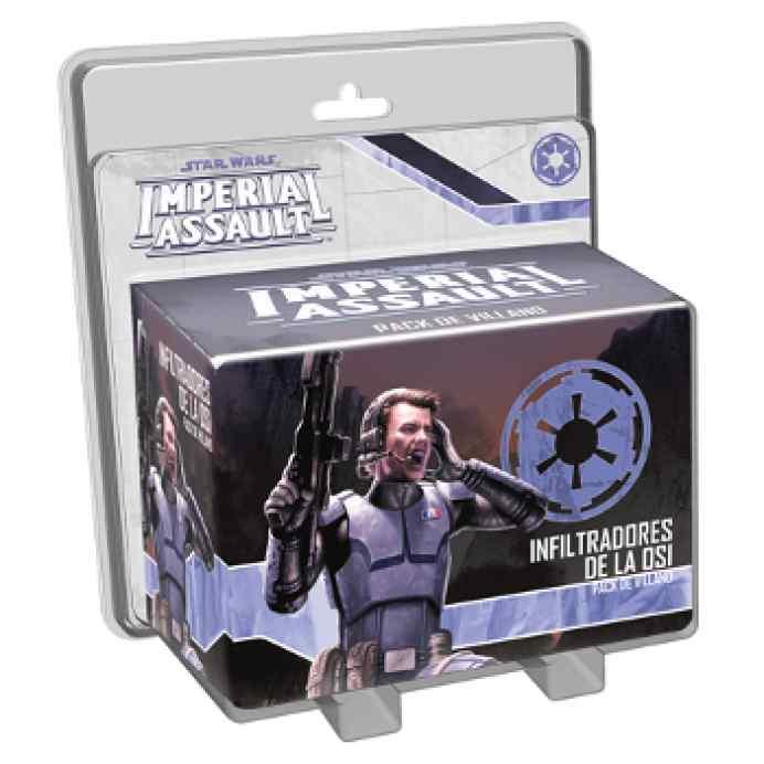 juego Imperial Assault: Infiltradores de la OSI