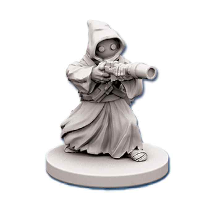 comprar Imperial Assault: Jawa Carroñero