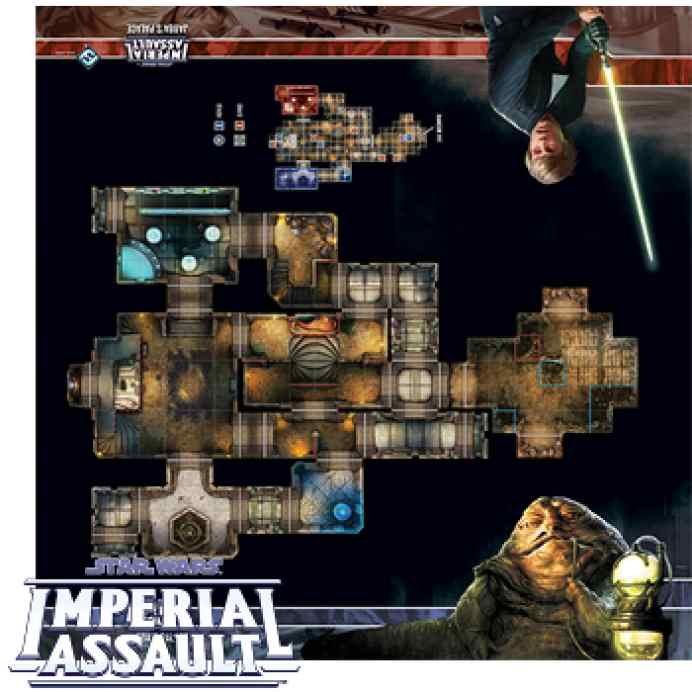 Imperial Assault Tapete
