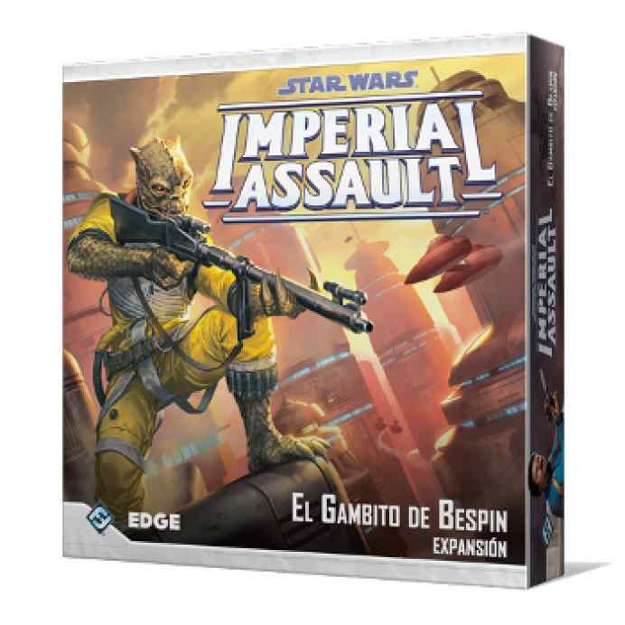 juego Imperial Assault expansión Gambito de Bespin