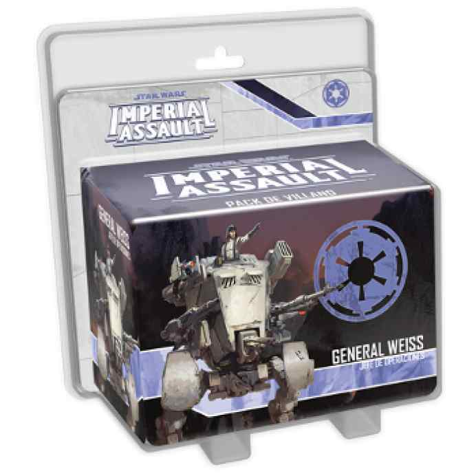 Star Wars: Imperial Assault General Weiss comprar