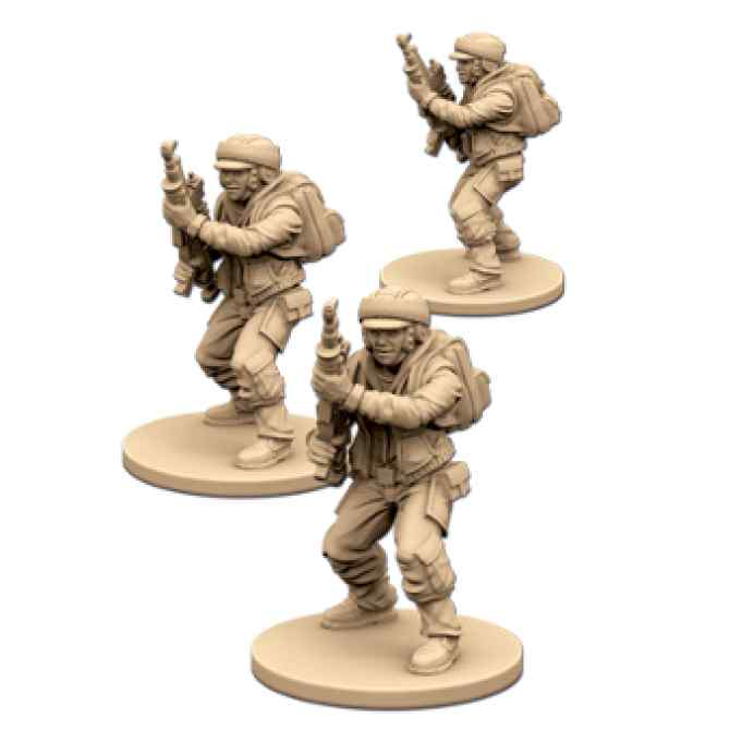 Imperial Assault: Guardas de la Alianza