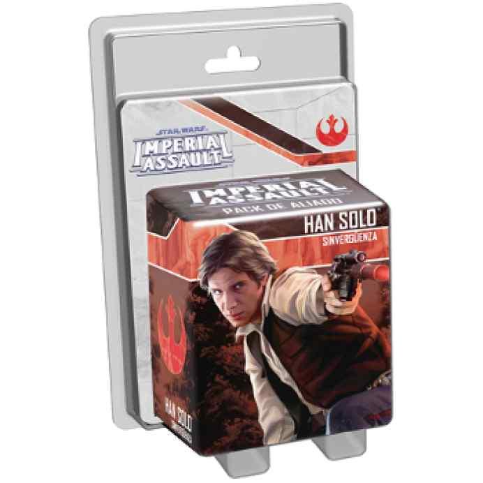 Star Wars: Imperial Assault Han Solo comprar