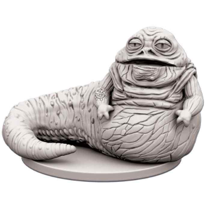 Imperial Assault: Jabba el Hutt