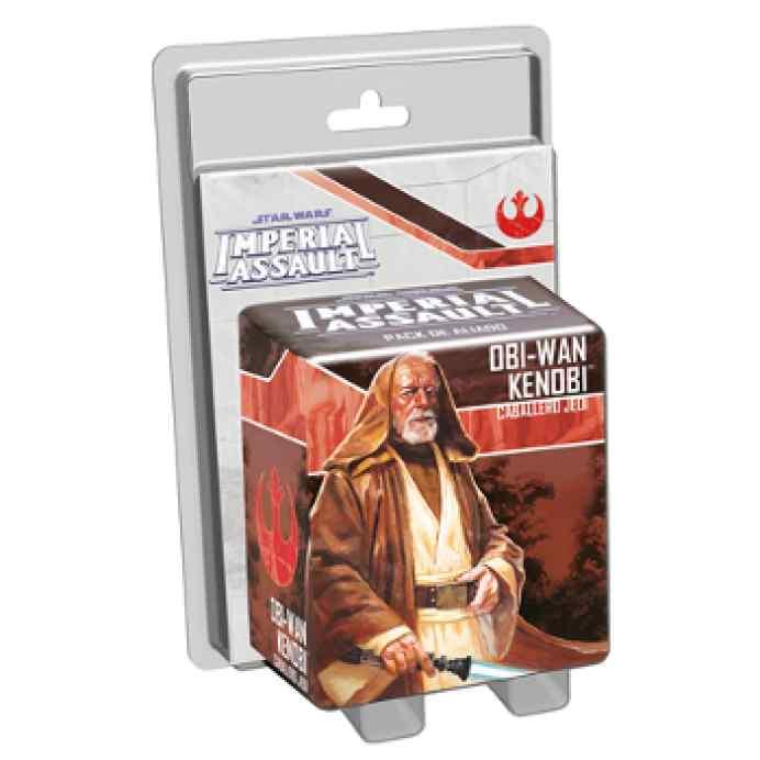 Imperial Assault: Obi-Wan Kenobi, Caballero Jedi