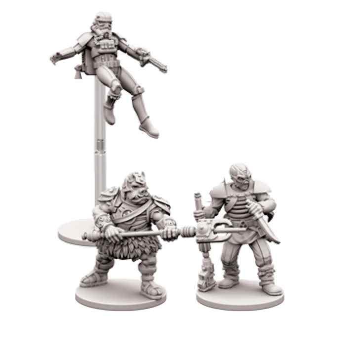 Imperial Assault: El Reino de Jabba