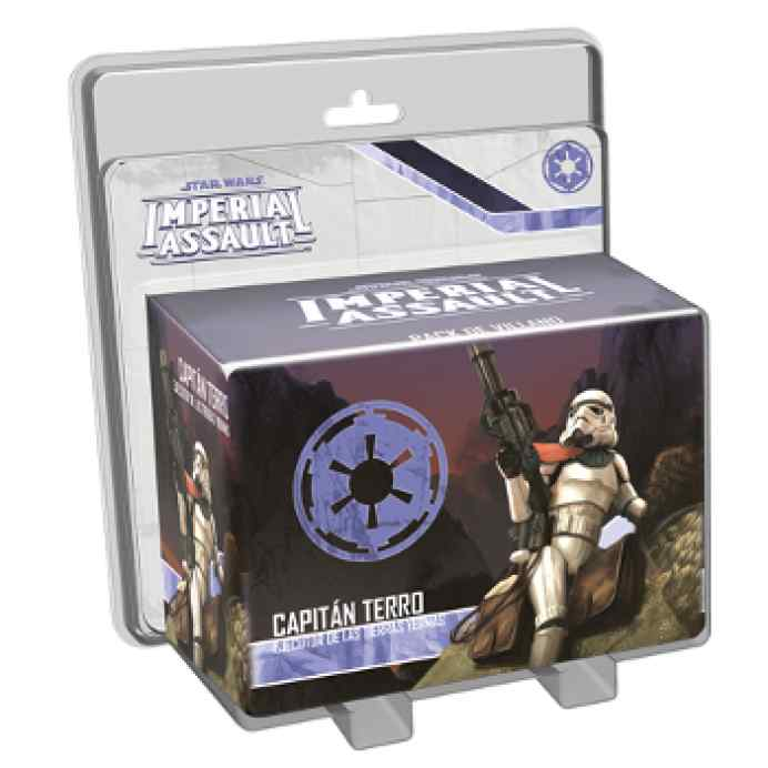 Imperial Assault: Capitán Terro