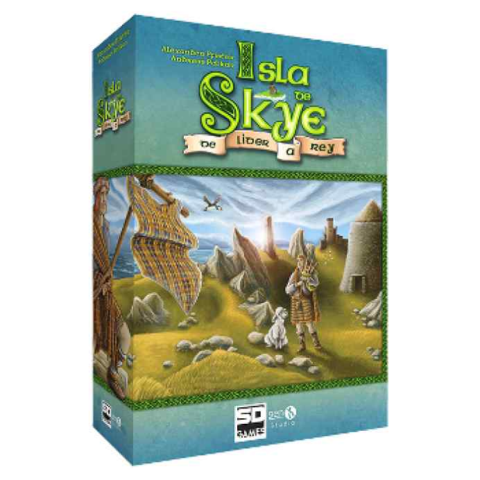 Isla de Skye TABLERUM