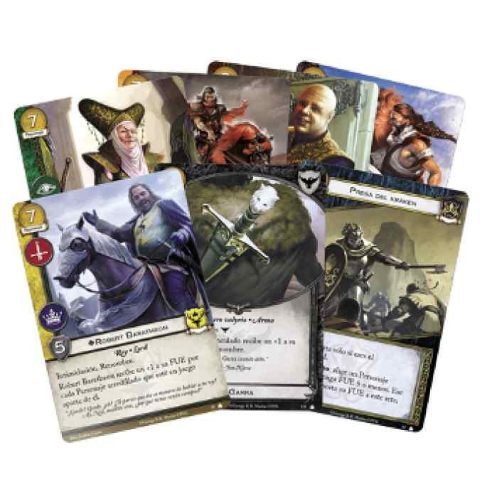 comprar Juego de Tronos cartas