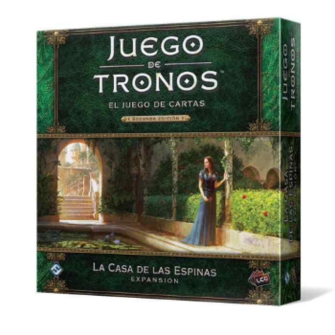 Juego de Tronos LCG 2ª Ed: La Casa de las Espinas TABLERUM