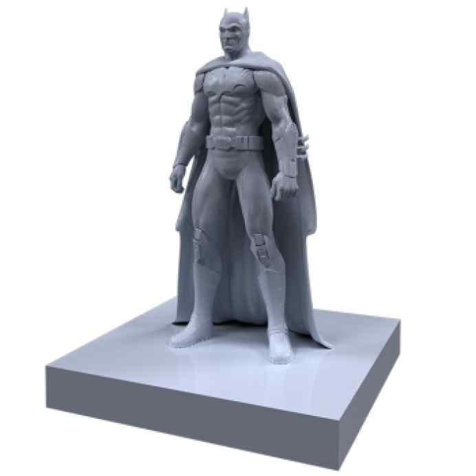 Justice League: Dawn of Heroes Batman TABLERUM