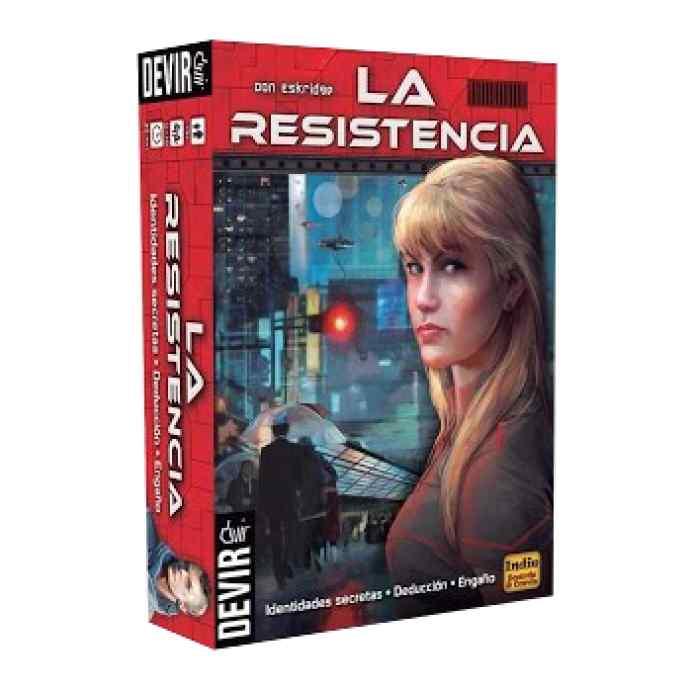 comprar La Resistencia
