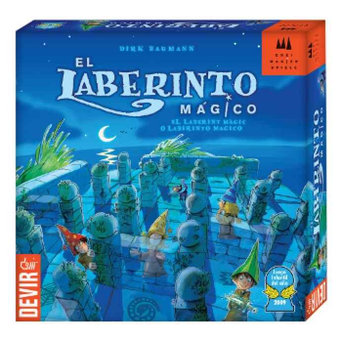 comprar juego infantil El Laberinto Magico