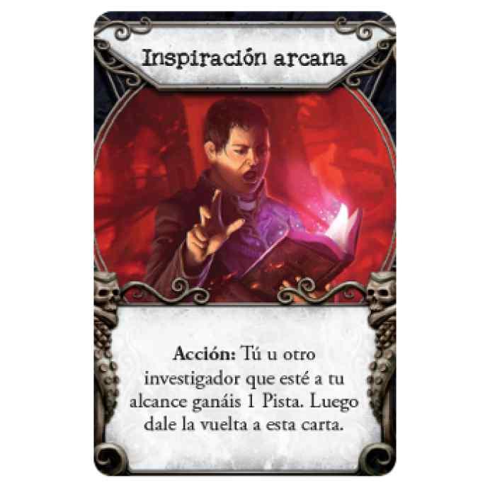 Las Mansiones de la Locura 2Ed: Más Allá del Umbral cartas