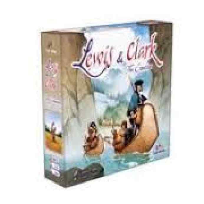 juego lewis y clark