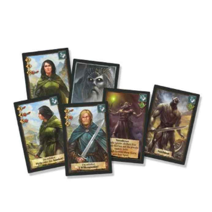 juego de mesa Leyendas de Andor: Chada y Thorn