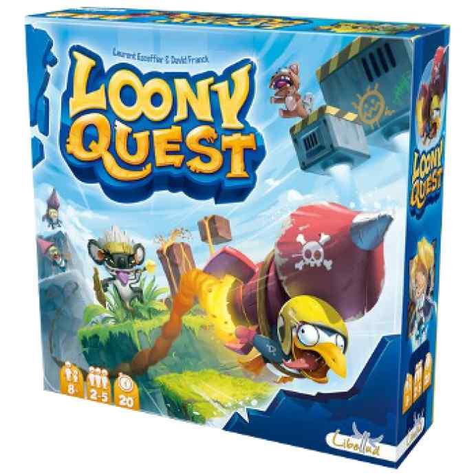 comprar Looney Quest