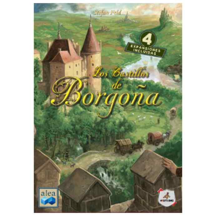 Los Castillos de Borgoña TABLERUM
