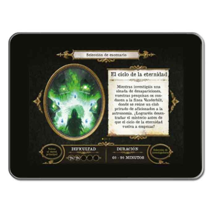 juego Mansiones de la Locura 2ª edición App