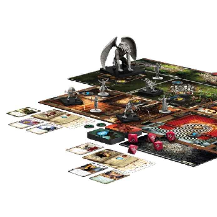 juego Mansiones de la Locura 2ª edición