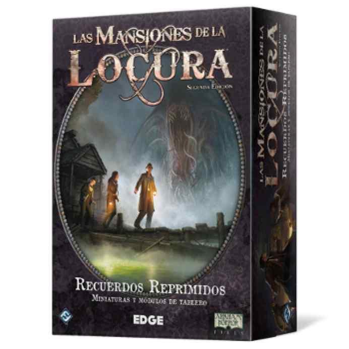 juego Las Mansiones de la Locura: Recuerdos Reprimidos