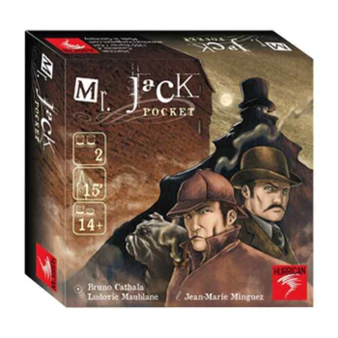 Mr Jack Pocket TABLERUM