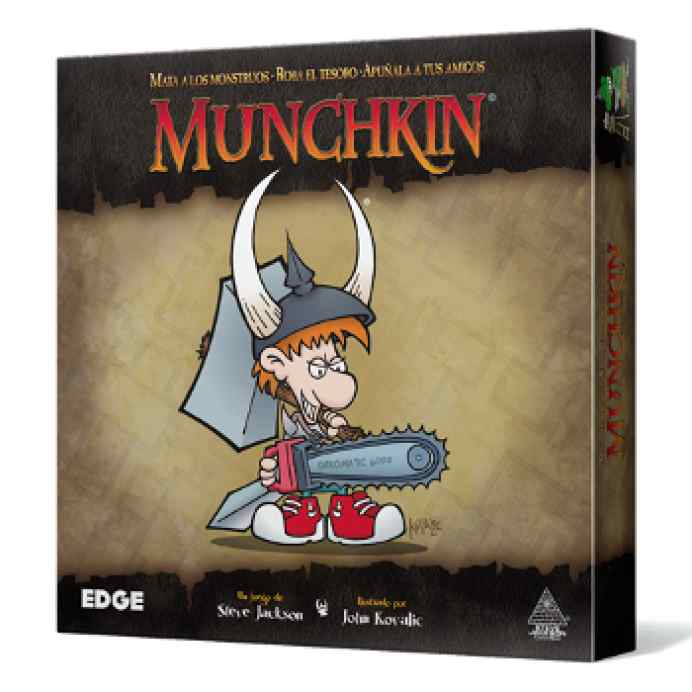 Munchkin  básico