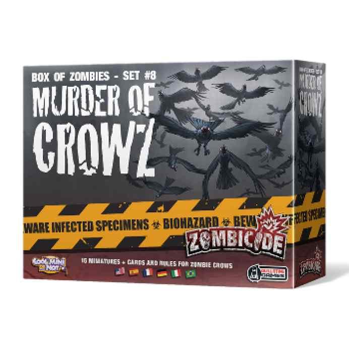 comprar Zombicide T3: Murder of Crowz