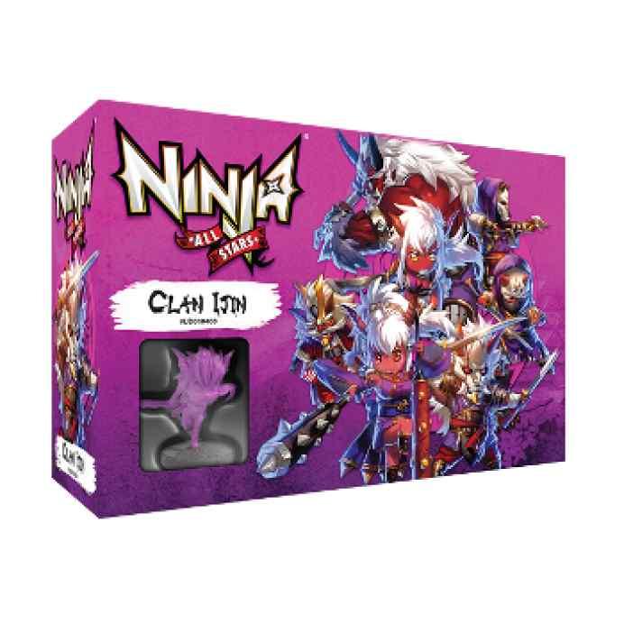 Ninja All Stars: Clan Ijin