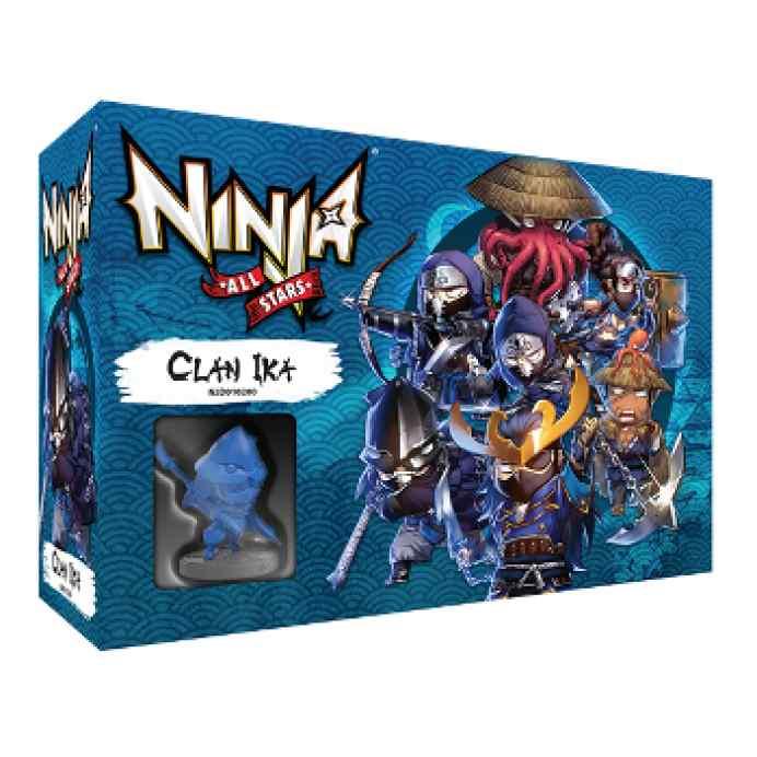 Ninja All Stars: Clan Ika