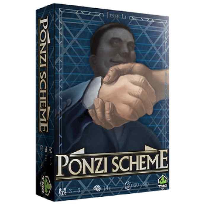 Ponzi Scheme (Ed. Castellano)