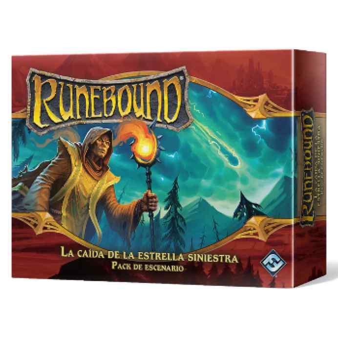 Runebound (3ªEd): La Caída de la Estrella Siniestra