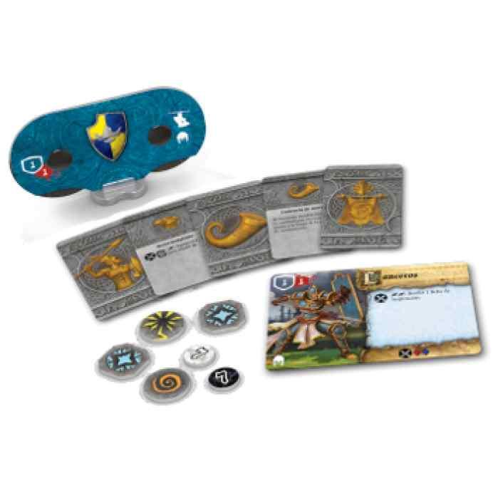 Runewars: El juego de miniaturas Los Señores de Daqan: Lanceros