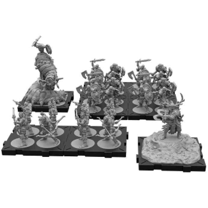 Miniaturas Runewars: El Juego de Miniaturas