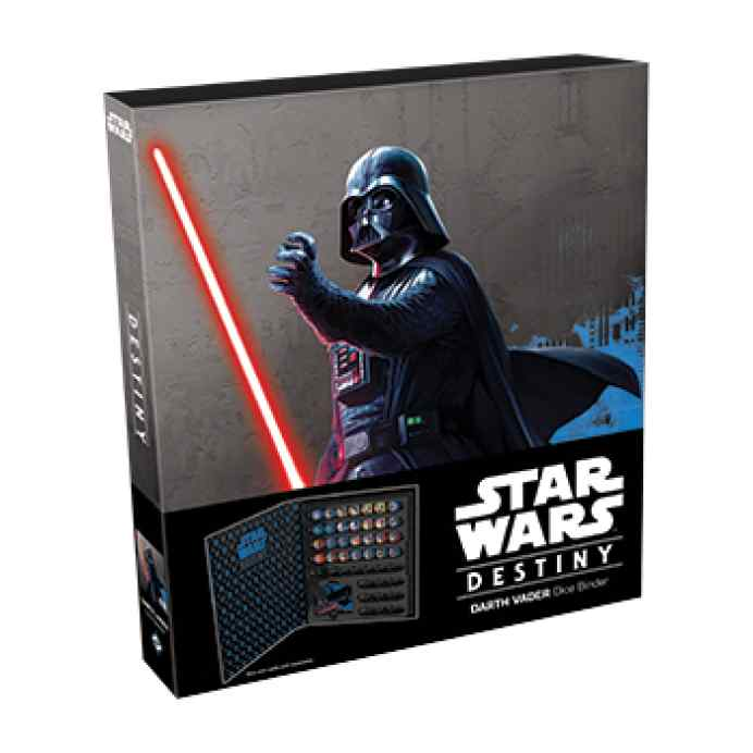Star Wars: Destiny: Darth Vader Dice Binder TABLERUM