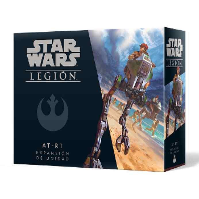 Star Wars Legión: AT-RT TABLERUM
