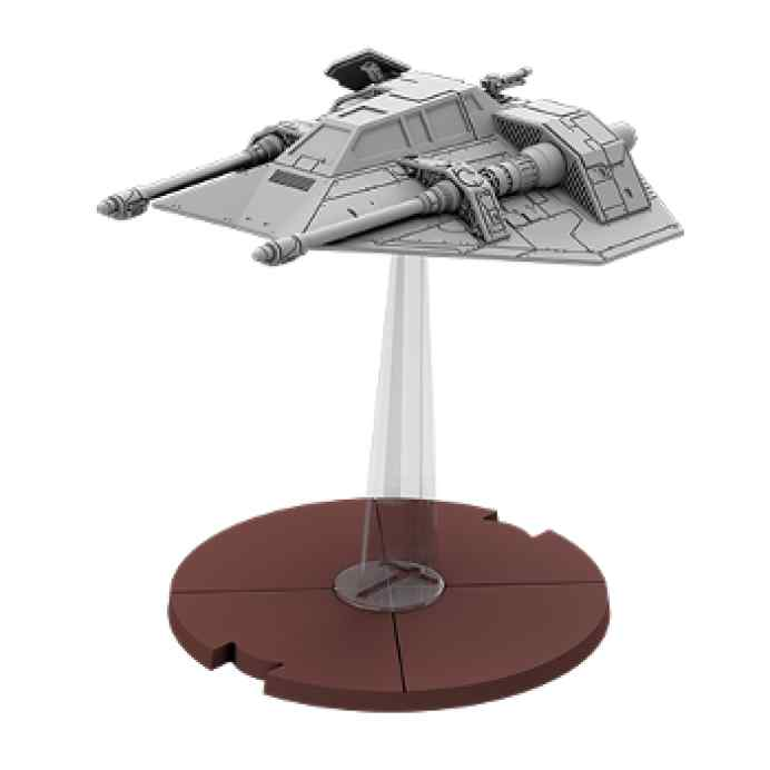 Star Wars Legion: Aerodeslizador T-47 TABLERUM
