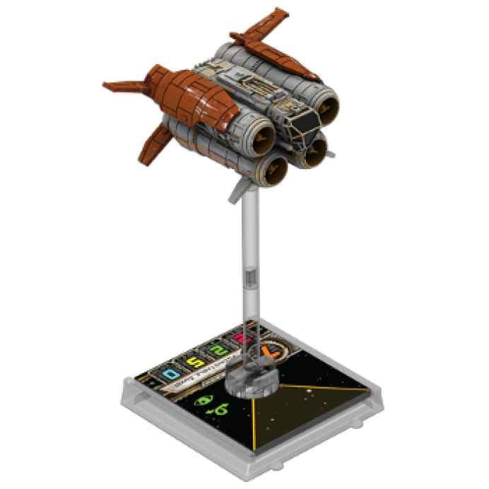 X Wing: Saltador Quad miniatura