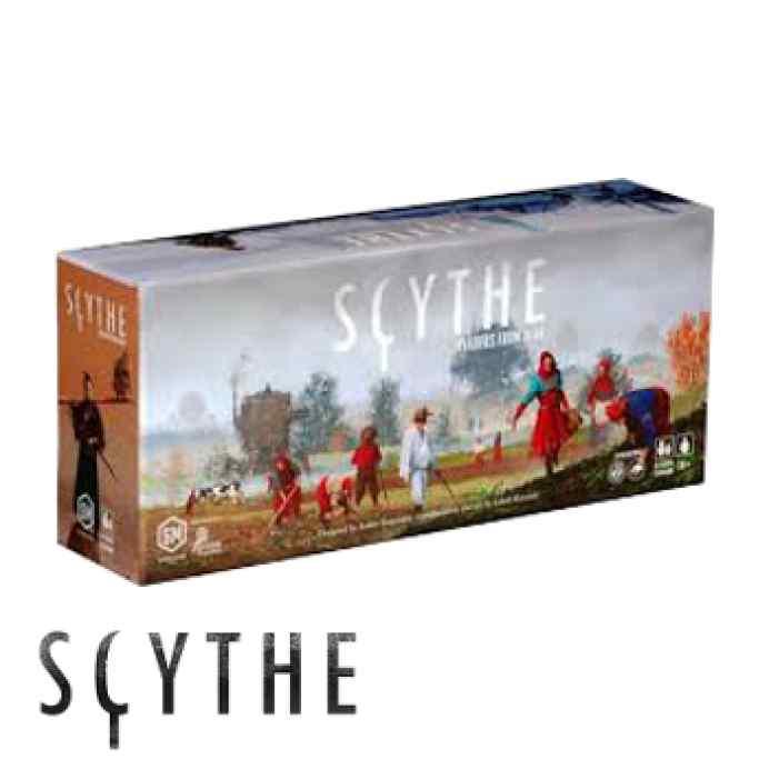 Expansión Scythe Invasores de Tierras Lejanas TABLERUM