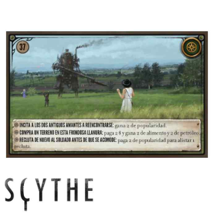 Scythe: Promos 37-42 TABLERUM