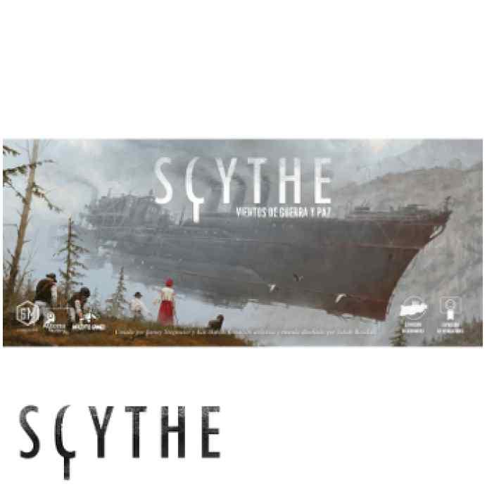 Scythe: Vientos de guerra y paz + Promos TABLERUM