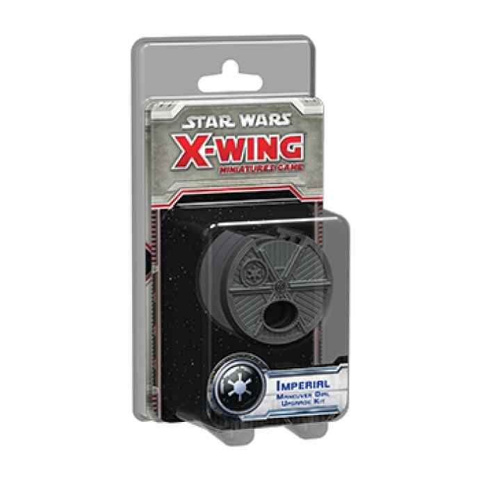 X Wing: Kit de mejora de selector de maniobra para Imperiales
