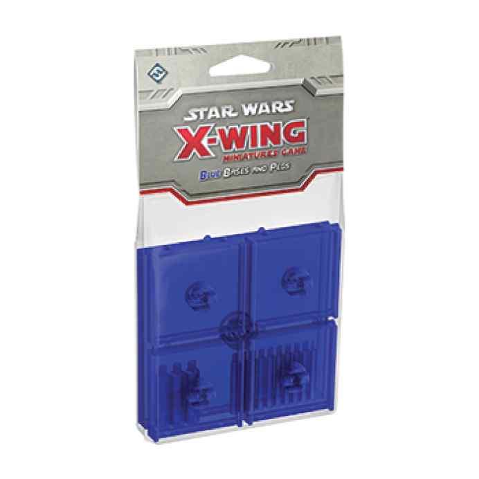 X Wing: Peanas y Clavijas Azules