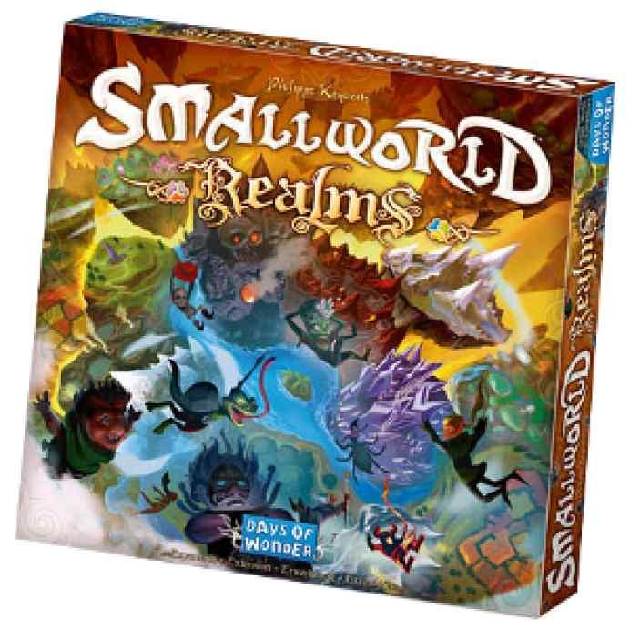 comprar Smallworld: Realms
