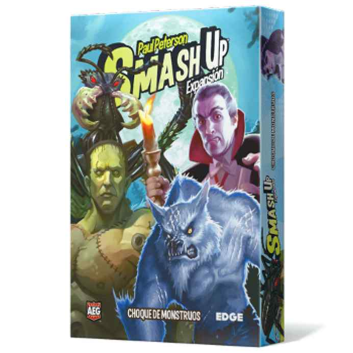 comprar Smash Up: Choque de Monstruos