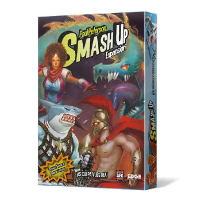 Smash Up: ¡Es culpa vuestra!