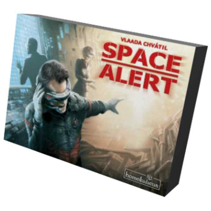 comprar Space Alert