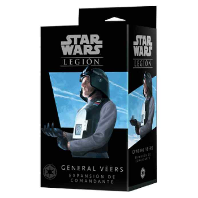 Star Wars: Legión Unidades Imperiales: General Veers TABLERUM